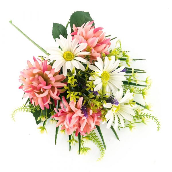 Artificial Chrysanthemum Bouquets for Home Decor