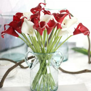 Nearly Natural Calla Flower Stem for Home Decor