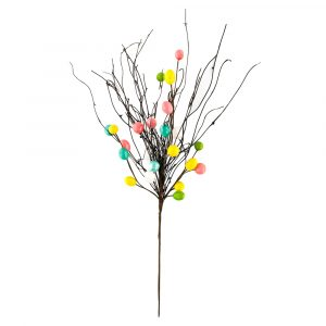 Pastel Easer Egg Picks for Holiday Decor